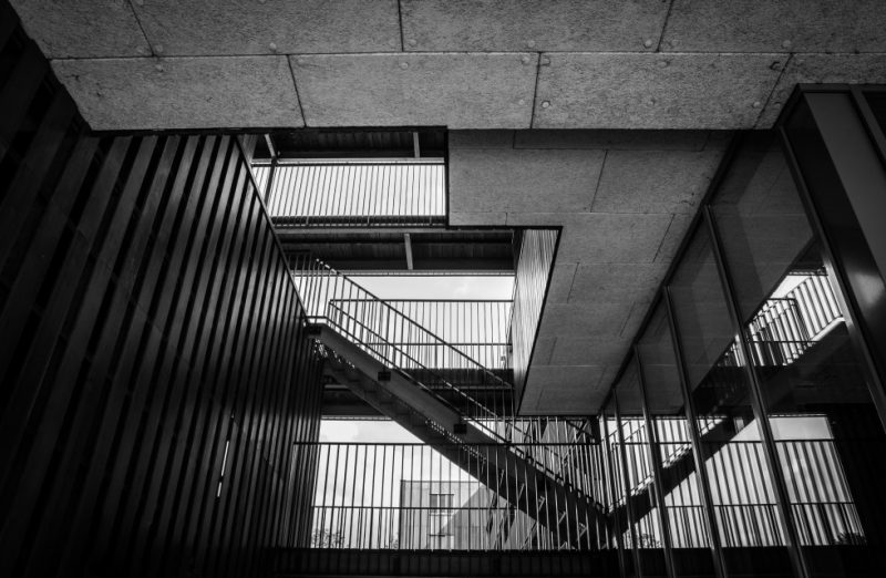 Sputnik Faith and Arts Schaeffer's Staircase: Thought shapes art and art shapes life