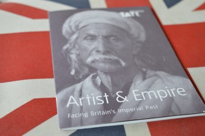 Sputnik Faith and Arts Part 1: A Response to 'Artist & Empire'