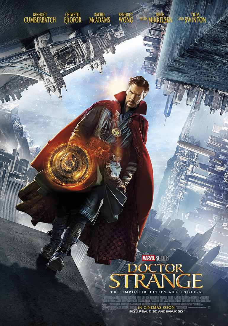 Sputnik Faith and Arts Doctor Strange: A Masterclass in Christian Film Making