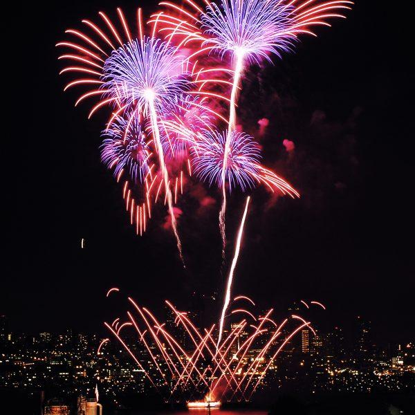 Are Fireworks Art?