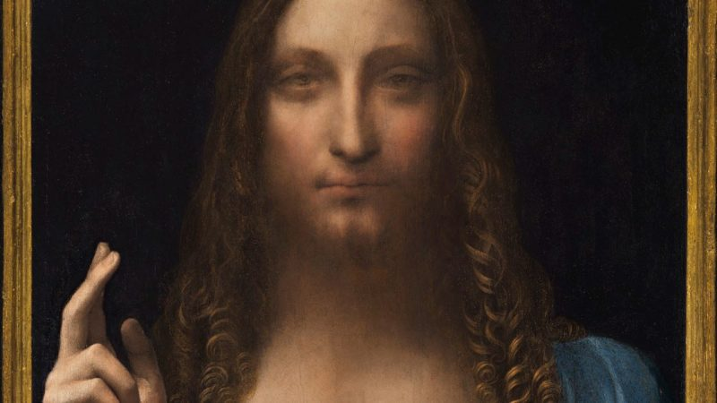 Sputnik Faith and Arts Lost Da Vinci becomes most expensive painting ever sold