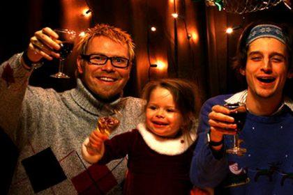 Sputnik Faith and Arts Profound Christmas Silliness