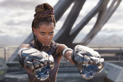 Sputnik Faith and Arts Black Panther actors Sope Aluko and Letitia Wright keep their faith in the spotlight