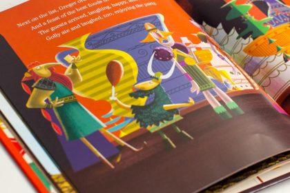 Sputnik Faith and Arts Help Patrol to kickstart their next array of illustrated stories