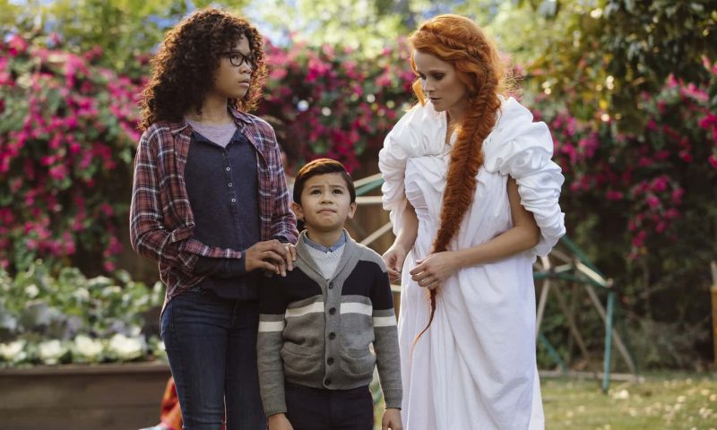 Sputnik Faith and Arts 'A Wrinkle in Time' gets an early drubbing from the critics