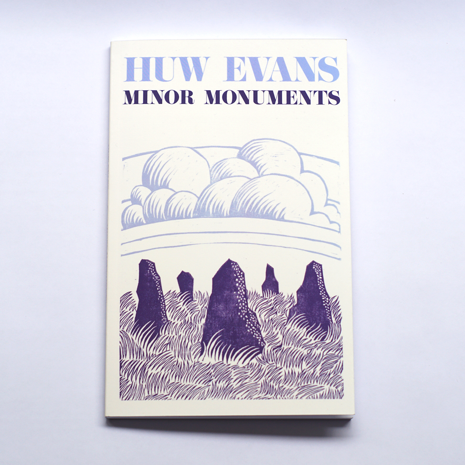 Huw Evans Poetry Minor Monuments Sputnik Patrons