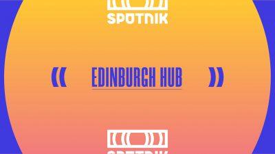 Sputnik Faith and Arts Edinburgh Hub: May 2019